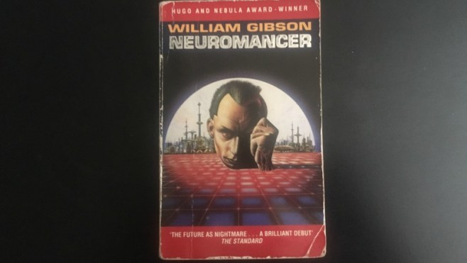 Neuromancer Movie in the works