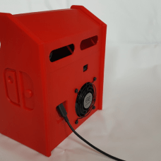 Nintendo Switch 3D Printed Arcade Cabinet Pic 9