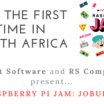 Raspberry Jam meetup finally coming to South Africa this September