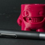 Stick your Wacom pen in this Super Meat Boy 3D print