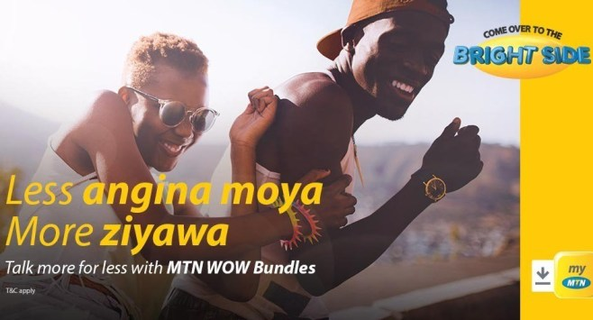 MTN WOW Voice Bundles