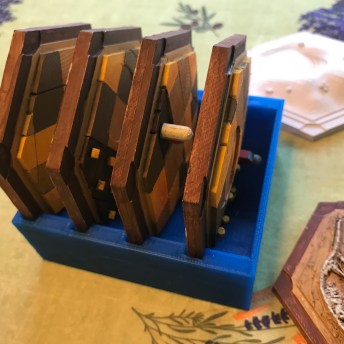 Catan 3D Printed Towers 5