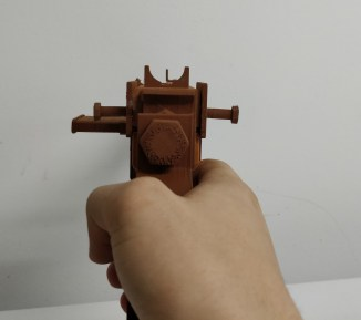 Fallout 4 3D Printed Pipe Pistol 7