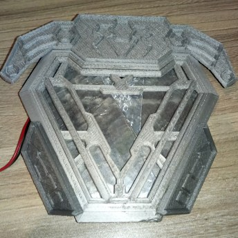 Iron Man Infinity War Arc Reactor 3D Print 1