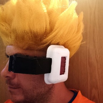 Dragon Ball Scouter Arduino 3