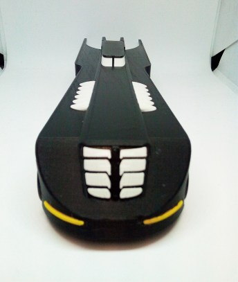 Batman The Animated Series Batmobile 3D Print 7