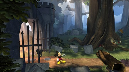 Remake de Castle of Illusion