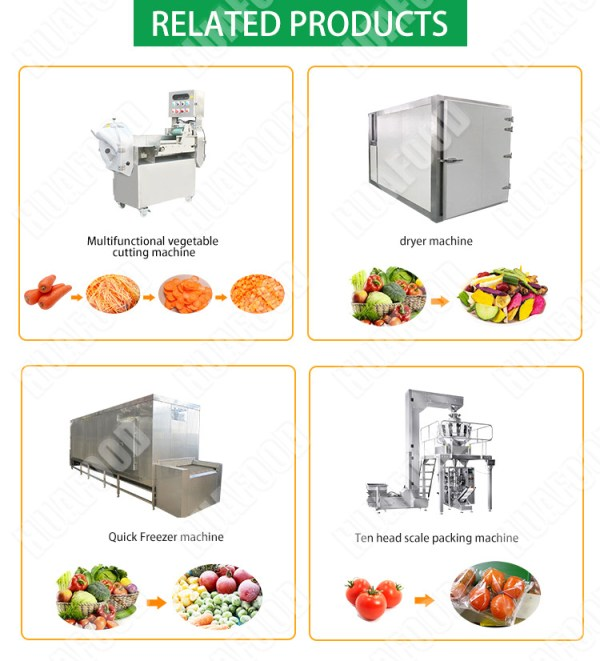 Food drying and packaging