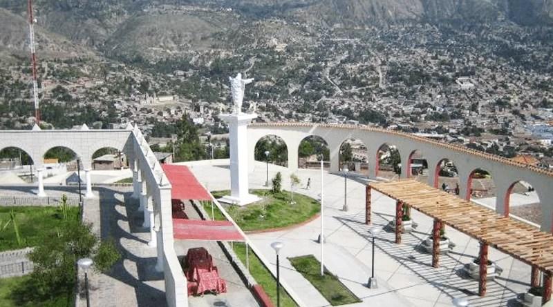Mirador Turístico de Acuchimay Ayacucho