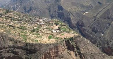Turismo en Apongo Fajardo Ayacucho