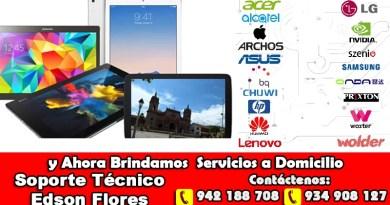Venta de Tablets en Ayacucho Huamanga