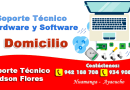 Soporte Técnico Hardware y Software