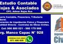 Estudio Contable Rojas Asociados Ayacucho