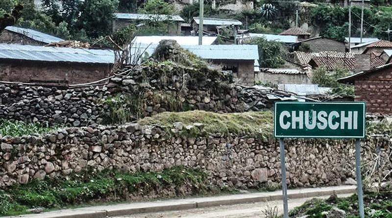 CHUSCHI AYACUCHO
