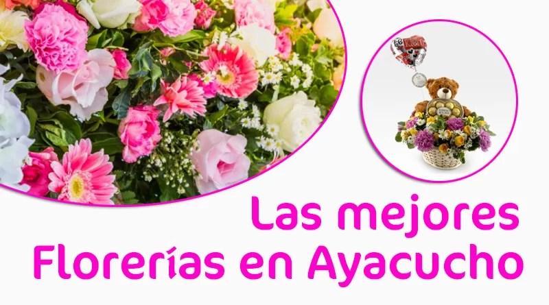 Florerías en Ayacucho