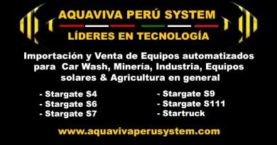 Aquavivaperusystem