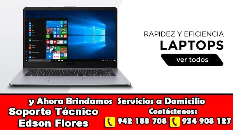 Laptops en Ayacucho Huamanga