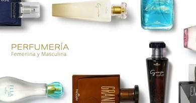 Perfumería HND Femenina y Masculina