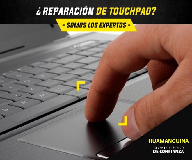 Reparación de touchpad HP