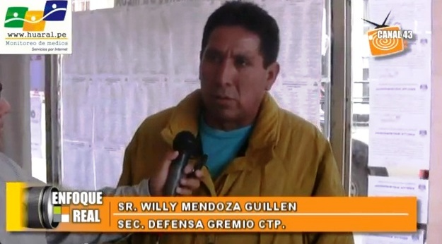 Willy Mendoza