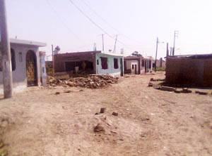 Como quedaron las casas despues del terremoto