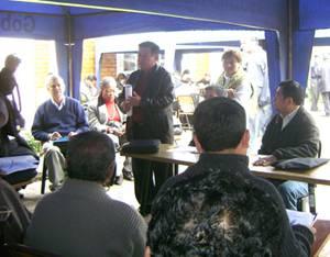 Segundo taller regional del Presupuesto Participativo Regional Lima 2009