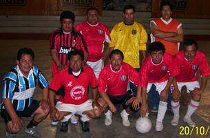 Circulo de Periodistas Deportivo Filial Huaral
