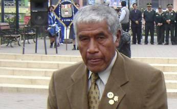 Alcalde Jaime Uribe Ochoa