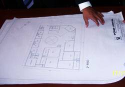 Proyecto de construcción de la sede judicial en Huaral