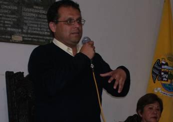 Lic. Emilio Díaz Director Regional de Turismo y Comercio Exterior