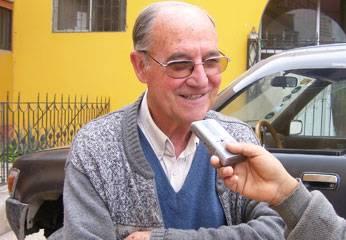 Parroco José Martinez