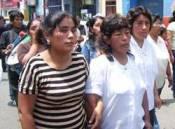 Madre de Liz Yovera