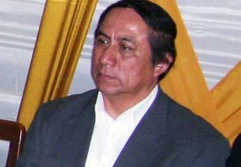Regidor Julio Sánchez Mena