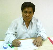 Venancio Huaringa Mariaca
