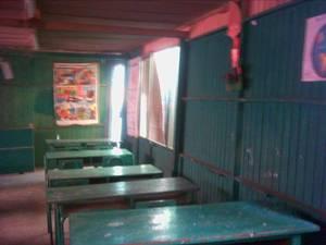 Instalaciones de la Institucion Educativa Andres de los Reyes