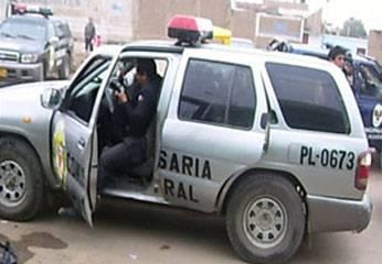 Foto archivo. Policía de Huaral.