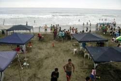 Playa Chacra y Mar