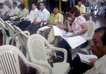 Sesion de Concejo