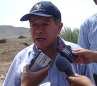 Nelson Chui Mejía, Presidente regional de Lima.