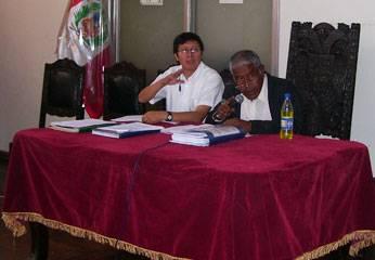 Alcalde de Huaral, Jaime Uribe Ochoa