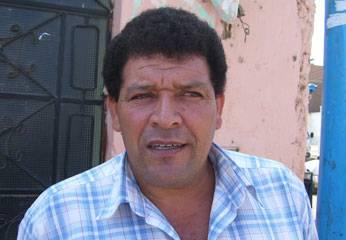 Regidor  Vicente Nalvarte Llanos
