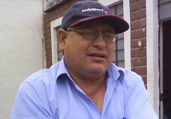 Administrador de Z Buss, Carlos Verastegui.