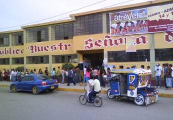 Institución Educativa Pública Nuestra Señora del Carmen - Huaral.