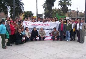 Movimiento Regional Confianza Perú.