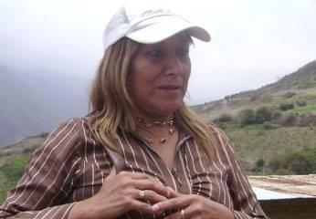 Ex  alcaldesa Lilian Pascual Matos