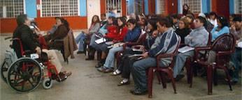 El objetivo del foro es sensibilizar y concientizar a la ciudadanía.