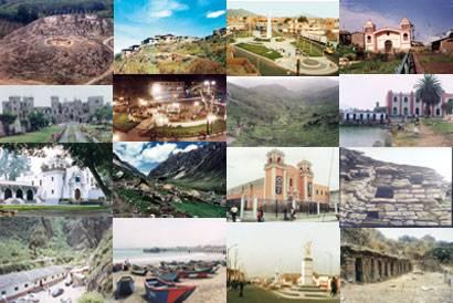 Atractivo turístico de la provincia de Huaral.