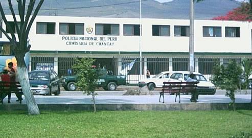 Comisaría de Chancay.