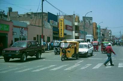 Centro de Huaral. Foto archivo.