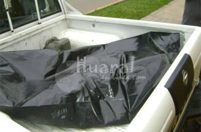 El cuerpo fue trasladado a la morgue de Chancay.